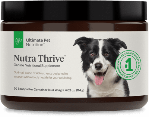 Nutra Thrive Ultimate Pet Nutrition