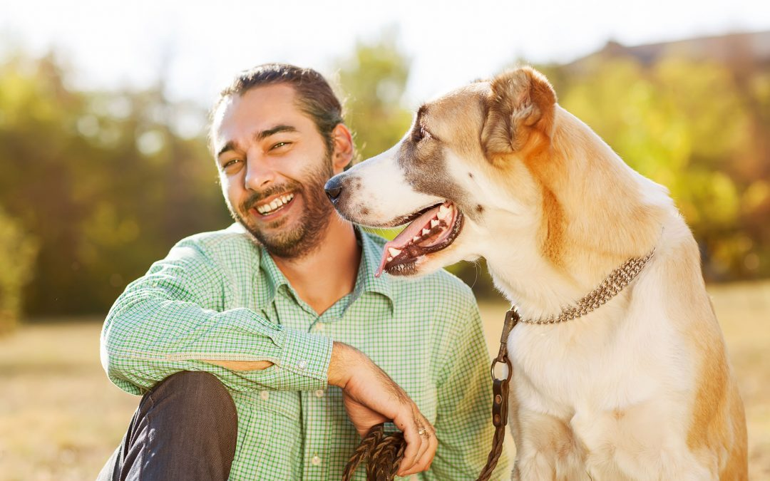 How You Affect Your Dog's Personality