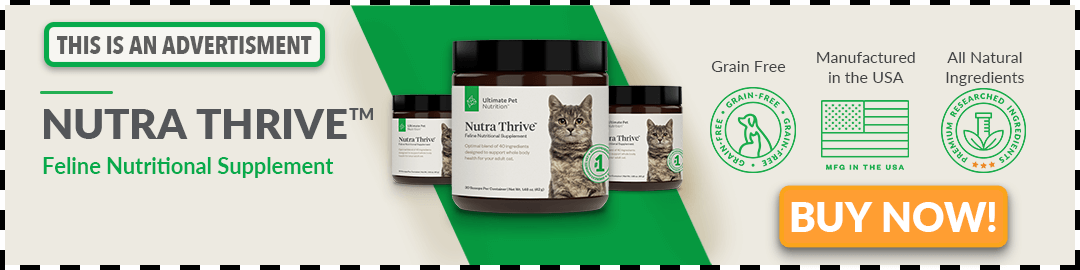 cat nutra thrive | Ultimate Pet Nutrition