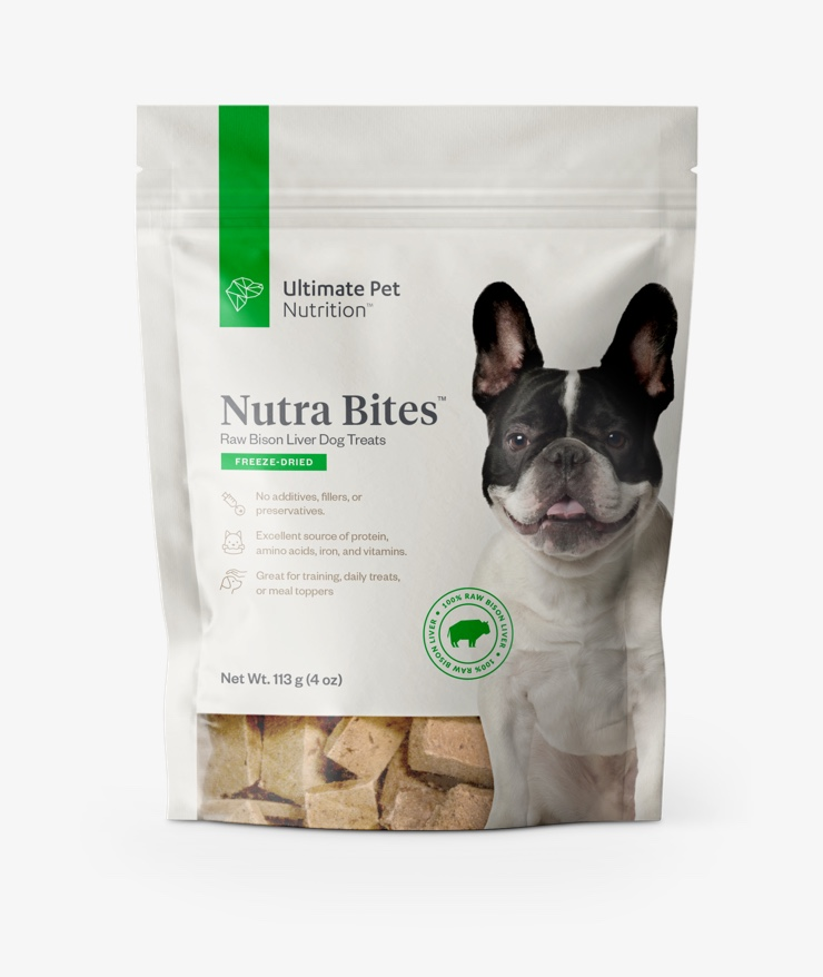 Ultimate Pet Nutrition - Nutra Bites