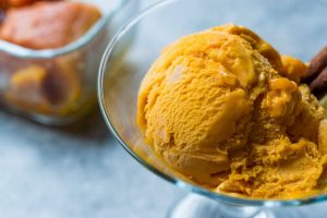 pumpkin ice cream   Ultimate Pet Nutrition