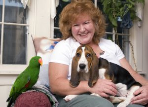 woman with pets | Ultimate Pet Nutrition