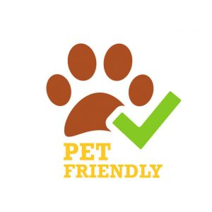 pet friendly sign | Ultimate Pet Nutrition