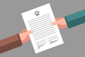 pet agreement graphic | Ultimate Pet Nutrition