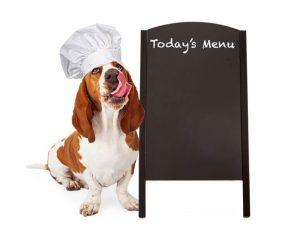 dog menu | Ultimate Pet Nutrition
