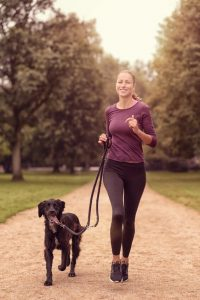 working out with your dog | Ultimate Pet Nutrition