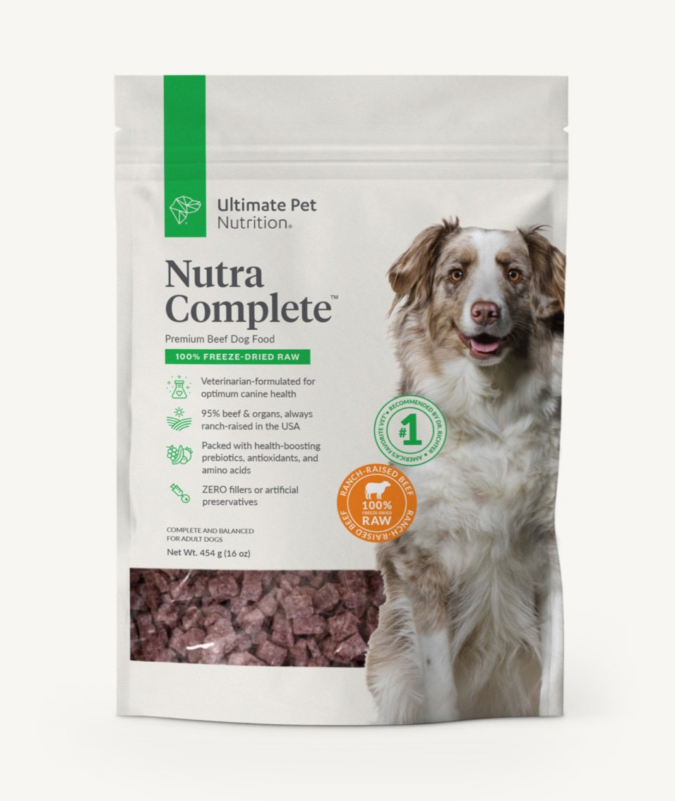 Ultimate Pet Nutrition - Canine Detox