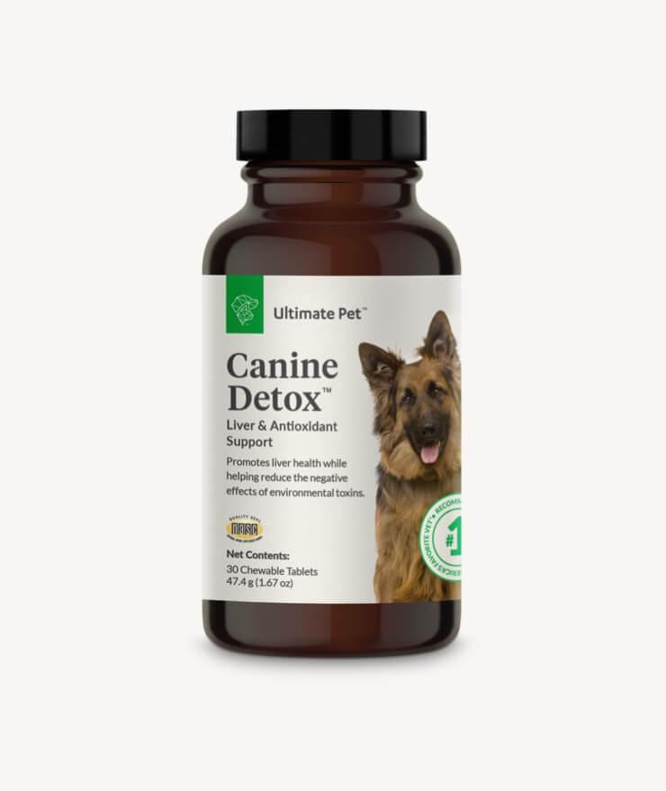 Ultimate Pet Nutrition - Canine Detox