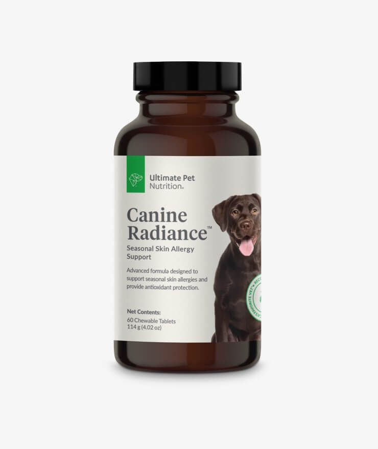 Ultimate Pet Nutrition - Canine Radiance