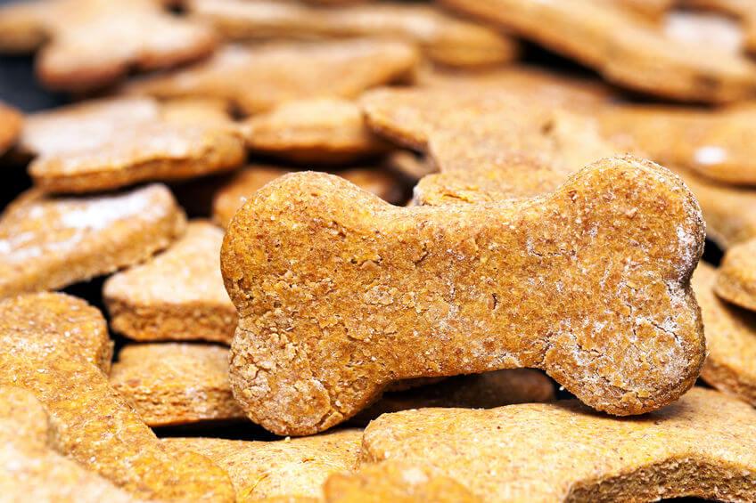 Easy Homemade Peanut Butter Dog Treats And Recipes