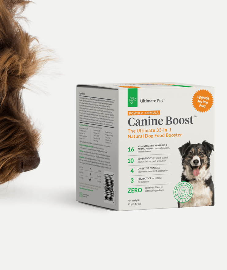 Ultimate Pet Nutrition - Canine Boost Powder